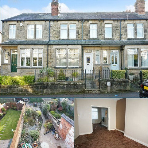 2 bedroom terraced house for sale - Sandringham Road, Wetherby, LS22