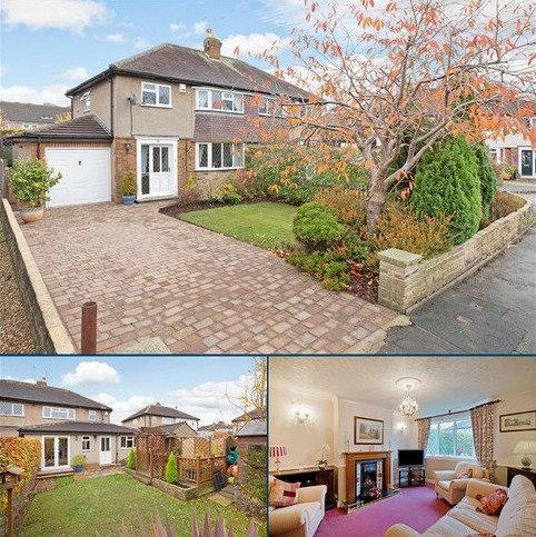 3 bedroom semi-detached house for sale - Moorfield Avenue, Menston