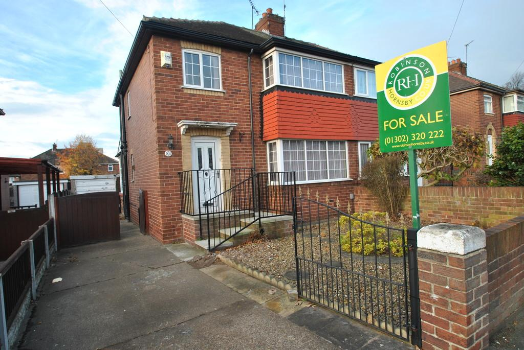 3 Bedrooms Semi Detached House for sale in Malton Road, Intake, Doncaster
