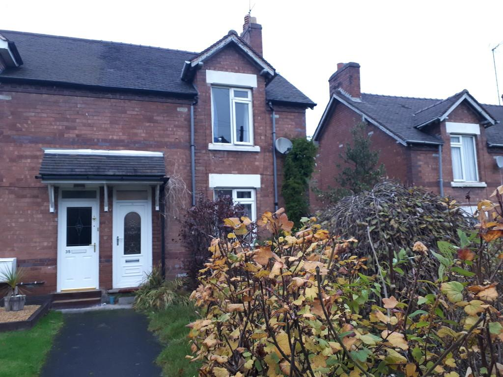 3 Bedrooms End Of Terrace House for sale in Hagley Road, Rugeley