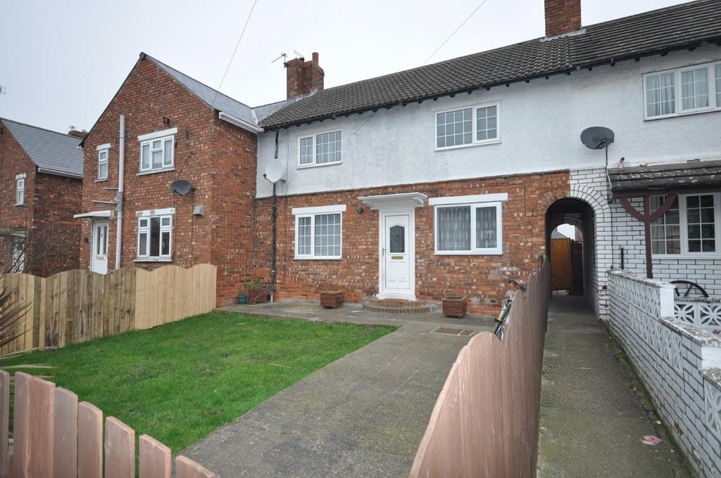 3 Bedrooms Terraced House for sale in Vermuyden Road, Moorends, Doncaster