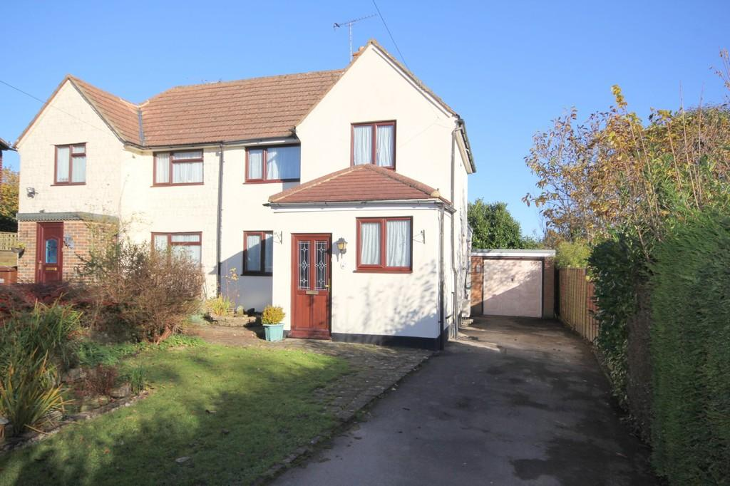 3 Bedrooms Semi Detached House for sale in Swaylands Avenue, Crowborough
