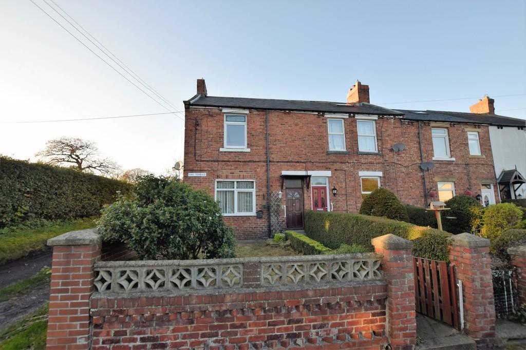 2 Bedrooms End Of Terrace House for sale in Oak Terrace, Holmside, Edmondsley