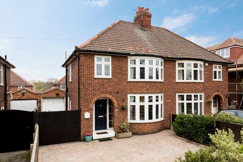 3 bedroom semi-detached house for sale - Bishopthorpe Road, York, YO23