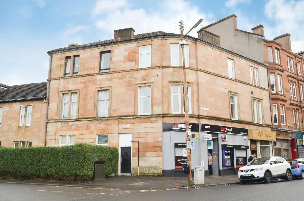 2 Bedrooms Flat for sale in Kilmailing Road, Flat 2/2, Cathcart, Glasgow, G44 5QJ