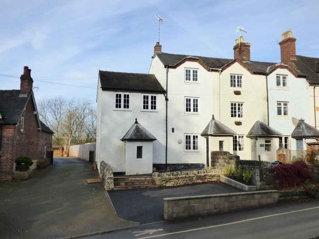 3 Bedrooms End Of Terrace House for sale in Church View, Clifton, Ashbourne