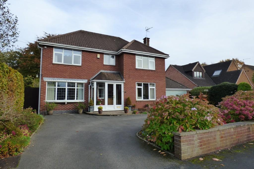 3 Bedrooms Detached House for sale in Greenfield Road, Stafford