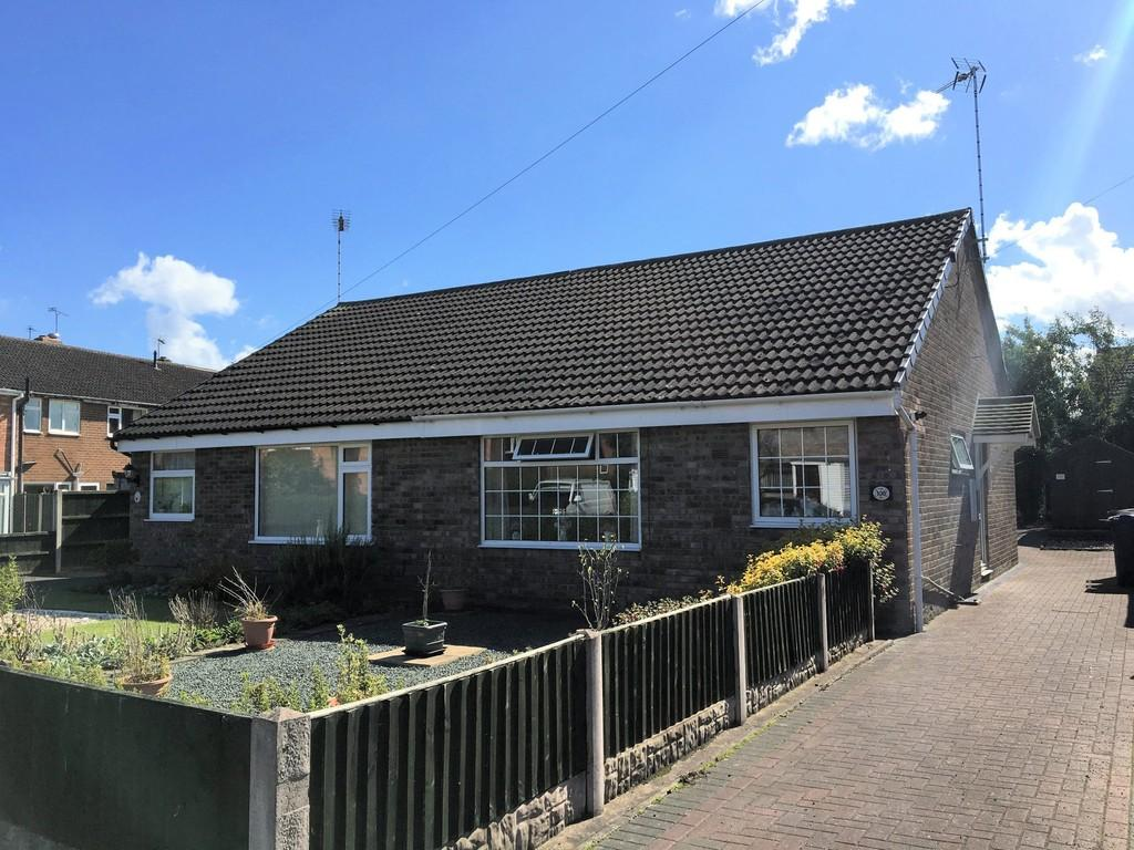 2 Bedrooms Semi Detached Bungalow for sale in Lambert Road, Uttoxeter