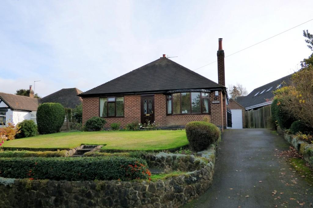 2 Bedrooms Detached Bungalow for sale in Hillside Road, Linton