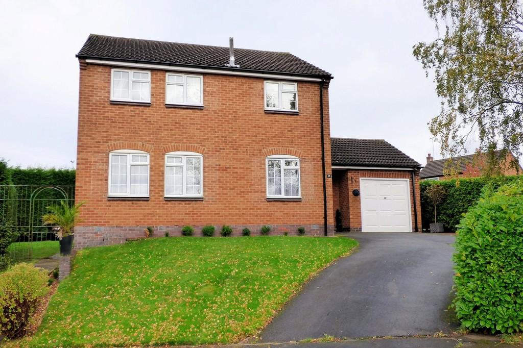 4 Bedrooms Detached House for sale in Clay Street East, Burton Upon Trent