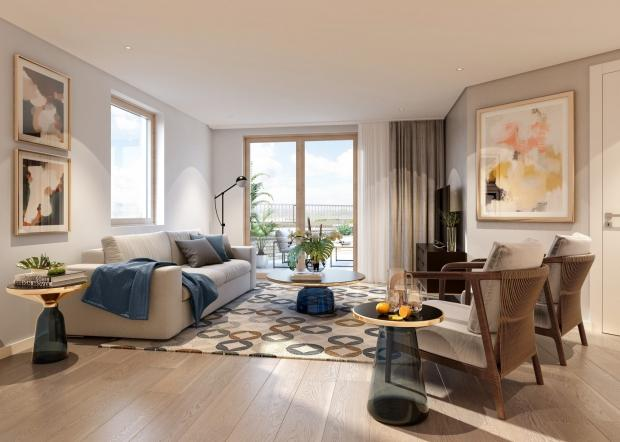 3 Bedrooms Flat for sale in upper 43 Upper Clapton Road, London, E5