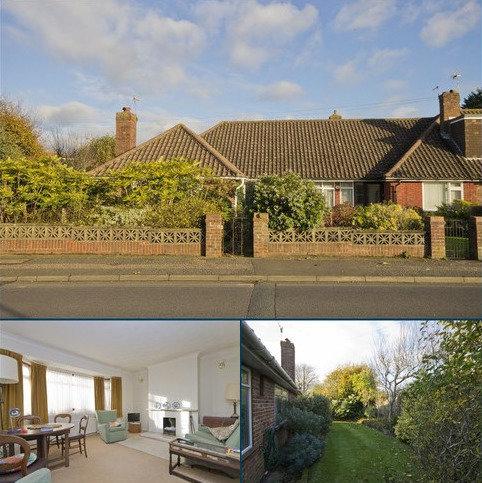 3 bedroom semi-detached bungalow for sale - Shoreham