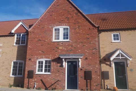 3 bedroom terraced house for sale - Poppy Close, Spalding, PE11