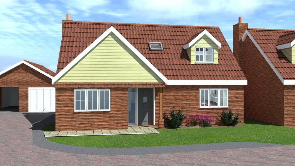 4 Bedrooms Chalet House for sale in Emerald Close, Kesgrave, Ipswich, IP5 2XA