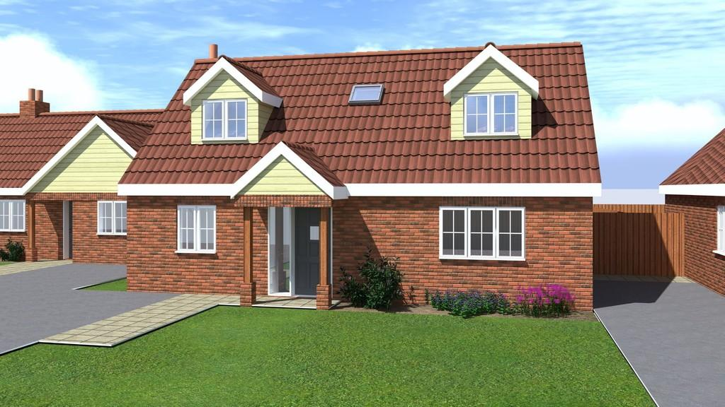 3 Bedrooms Chalet House for sale in Emerald Close, Kesgrave, Ipswich, IP5 2XA