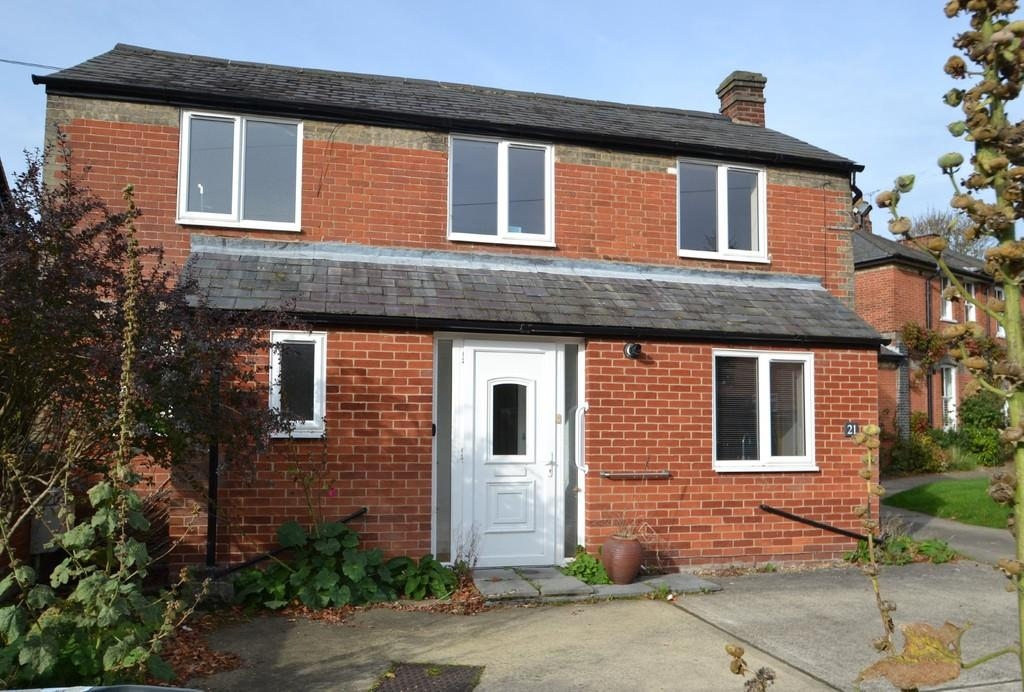 2 Bedrooms Detached House for sale in Warrington Road, Ipswich, IP1 3QU