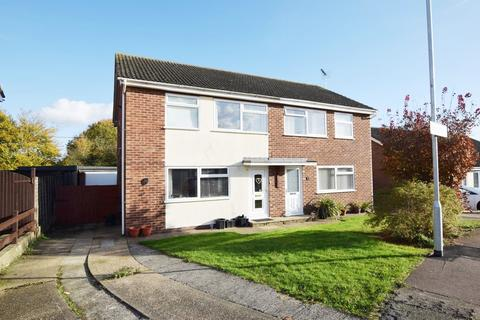 3 bedroom semi-detached house for sale - Bracken Way, Abberton, Colchester CO5 7PG