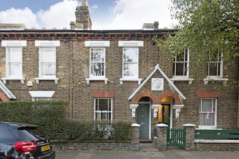 2 bedroom terraced house to rent - Ashbury Road, SW11