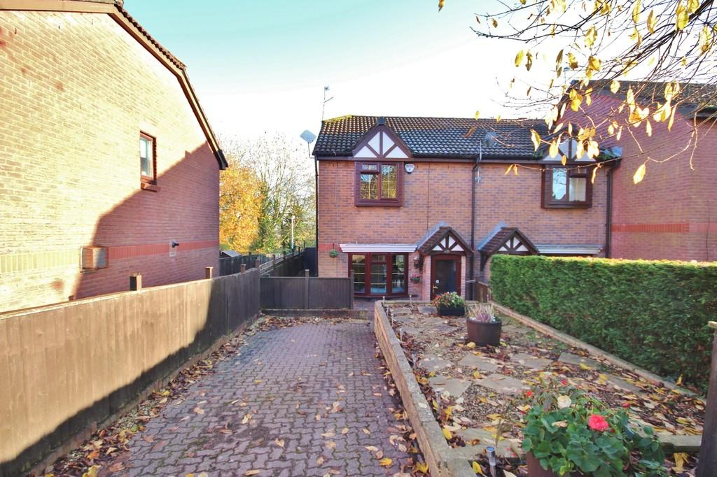 3 Bedrooms End Of Terrace House for sale in Holgate Close, Danescourt, Cardiff