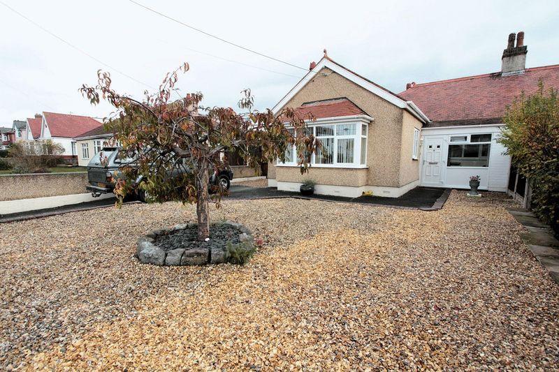 3 Bedrooms Semi Detached Bungalow for sale in Pendyffryn Road, Rhyl
