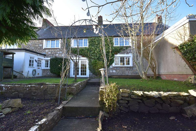 4 Bedrooms Terraced House for sale in 9 Hillhead, Llantwit Major, Vale of Glamorgan, CF61 1SF