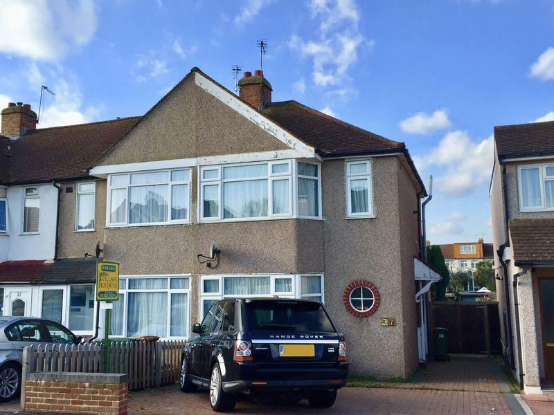 2 Bedrooms Terraced House for sale in Crofton Avenue, Bexley