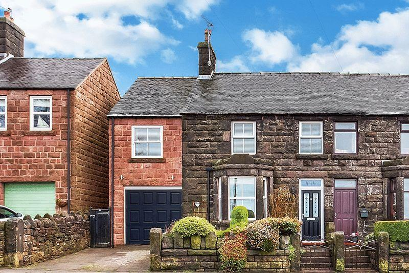 4 Bedrooms Semi Detached House for sale in New Street, Biddulph Moor