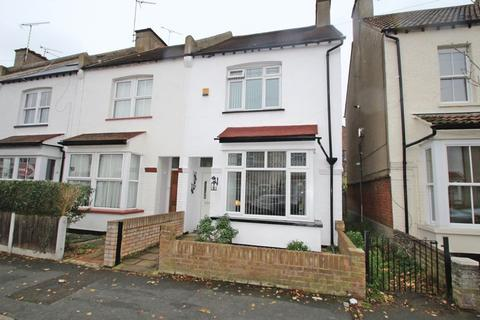 2 bedroom end of terrace house for sale - Wellington Avenue, Westcliff-On-Sea