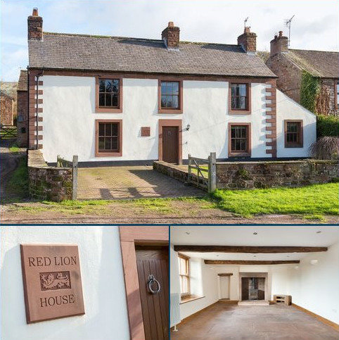 3 bedroom detached house for sale - Red Lion House, Gamblesby, Penrith