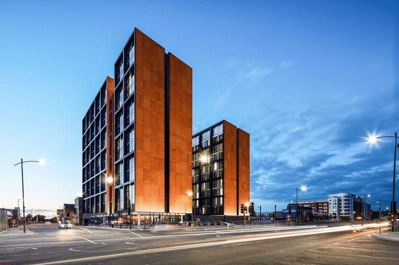 2 Bedrooms Apartment Flat for sale in 2 bed 2 BATH!!, Metal Works, Vauxhall Road, Liverpool