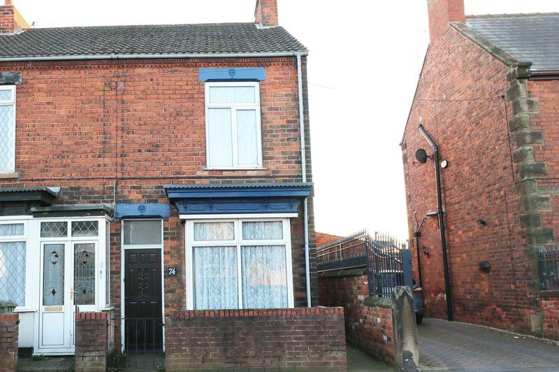 2 Bedrooms Semi Detached House for sale in Ashby High Street, Scunthorpe