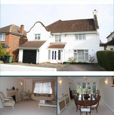 4 bedroom detached house to rent - CHEAM