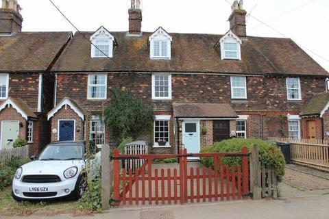 3 bedroom terraced house for sale - Goudhurst Road, Marden