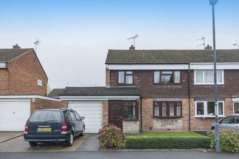 3 Bedrooms Semi Detached House for sale in MAREE CLOSE, SINFIN