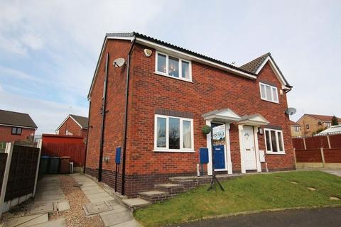 3 bedroom semi-detached house for sale - Brackenlea Fold, Norden, Rochdale OL12 7GG