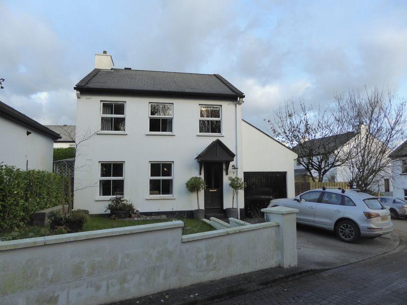 4 Bedrooms Detached House for sale in 5 Ballacubbon Close, Ballabeg
