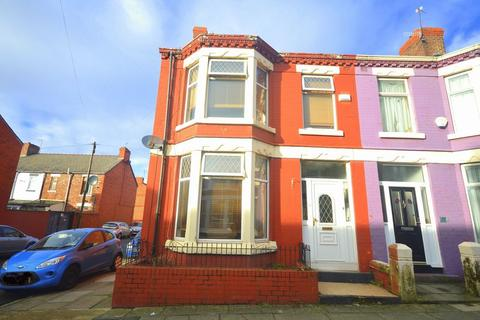 3 bedroom end of terrace house for sale - Fallowfield Road, Wavertree