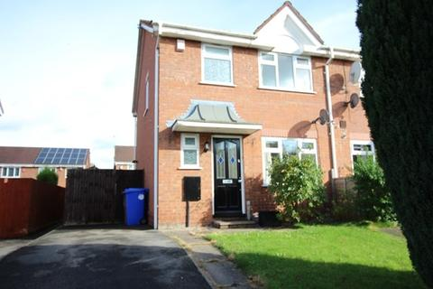 3 bedroom semi-detached house to rent - ODELL GROVE, BURSLEM, STOKE-ON-TRENT