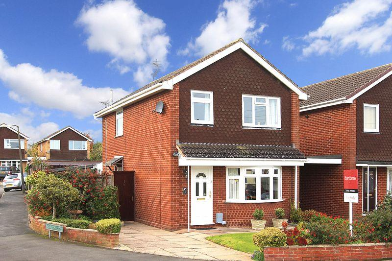 3 Bedrooms Detached House for sale in WHEATON ASTON, Marston Road
