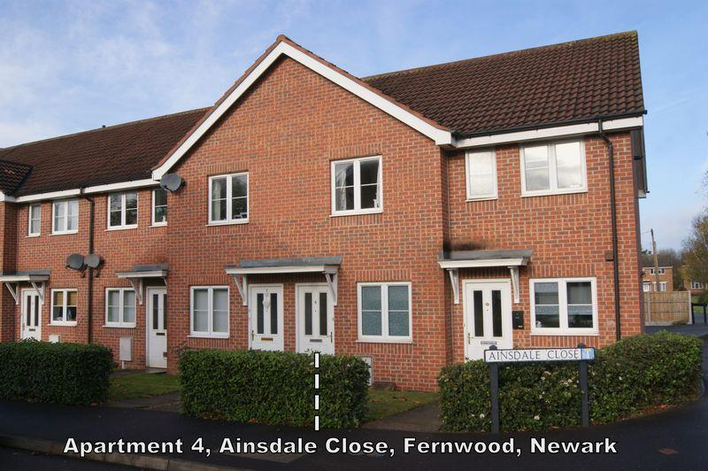 2 Bedrooms Apartment Flat for sale in Ainsdale Close, Fernwood