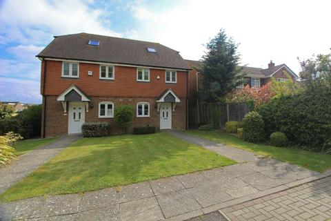 3 bedroom semi-detached house to rent - Chalton Lane, Clanfield