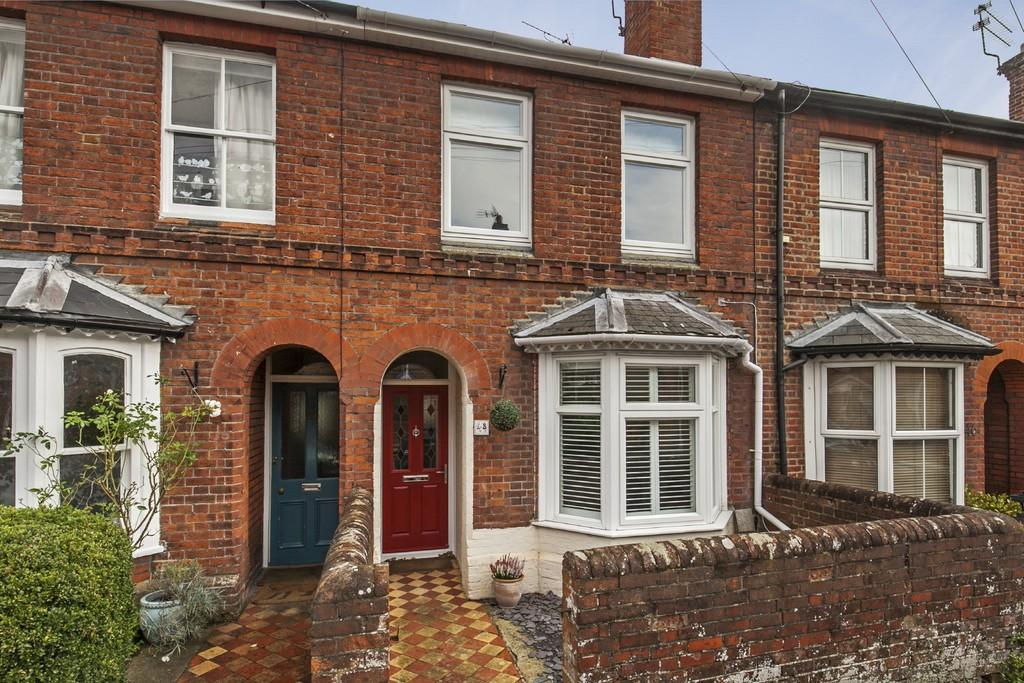 3 Bedrooms Terraced House for sale in Middle Brook Street, Winchester, SO23