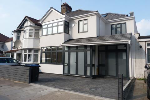 4 bedroom semi-detached house to rent - Burnley Road, London