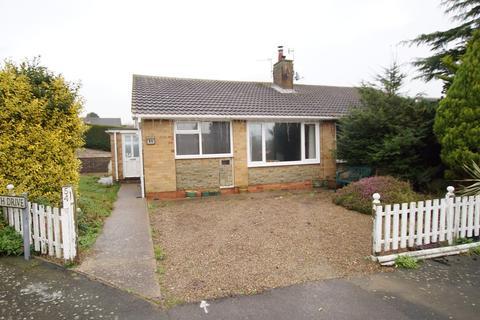 2 bedroom semi-detached bungalow for sale - Bradworth Drive, Osgodby