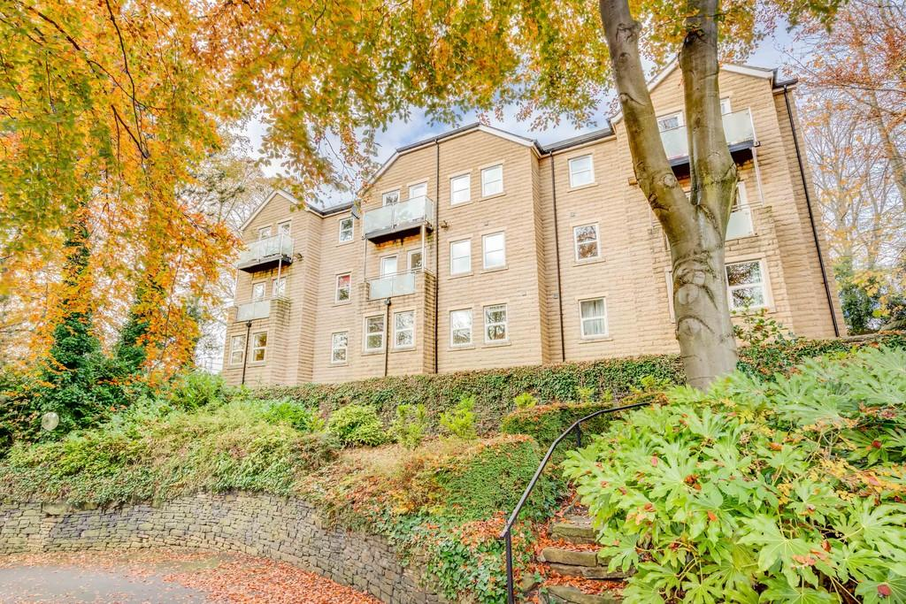 2 Bedrooms Apartment Flat for sale in Tapton Crescent Road, Broomhill, Sheffield