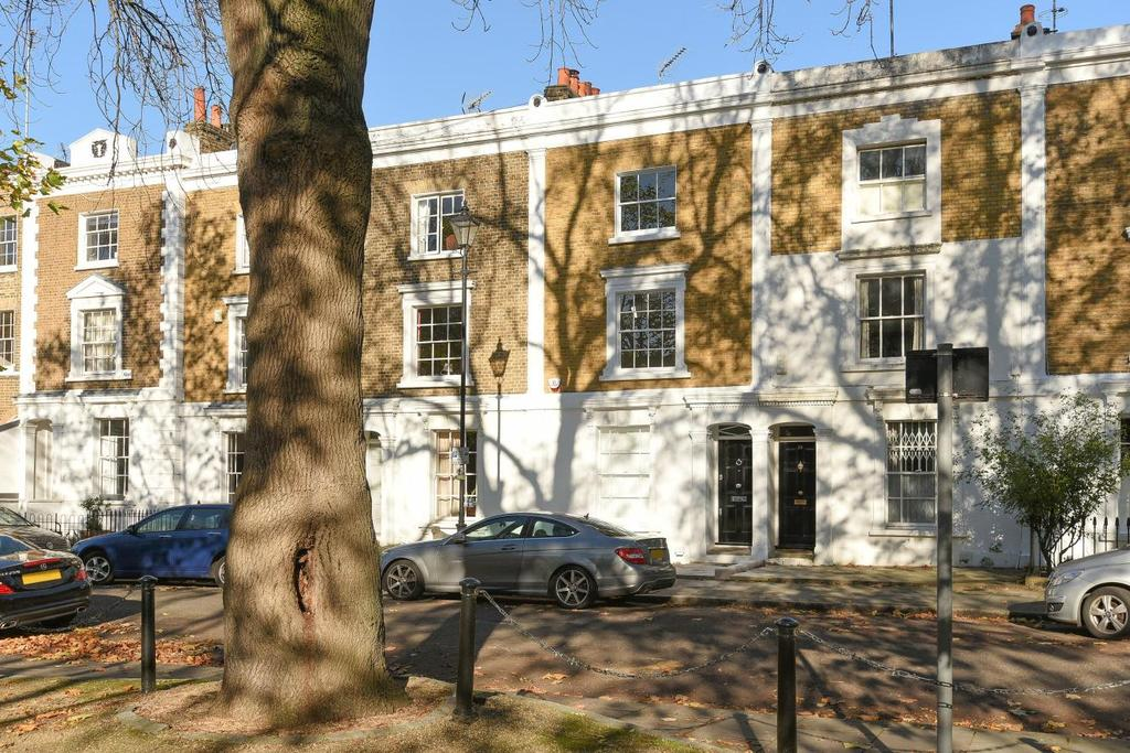 3 Bedrooms Terraced House for sale in Cleaver Square, Kennington