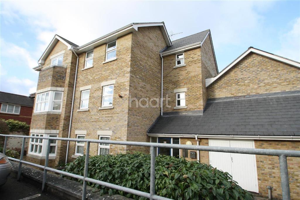 2 Bedrooms Flat for sale in Queen Street, Taunton