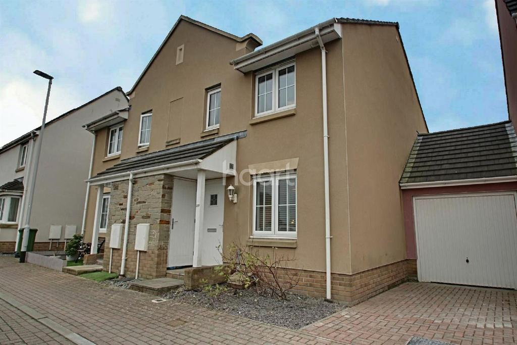 3 Bedrooms Semi Detached House for sale in Junction Gardens, St Judes