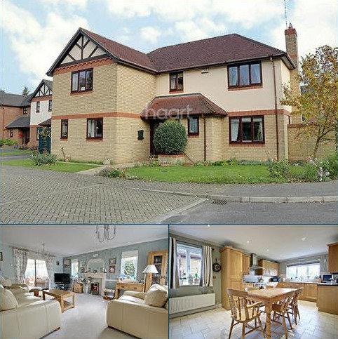 4 bedroom detached house for sale - Brampton Close, Wisbech