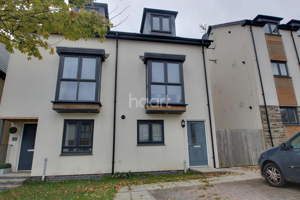 3 Bedrooms Semi Detached House for sale in Piper Street, Derriford
